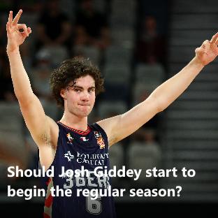 Giddey Left